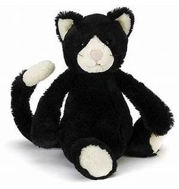 Jelly Cat BASHFUL BLACK AND WHITE KITTEN