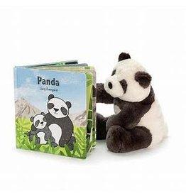 Jelly Cat PANDA BOOK