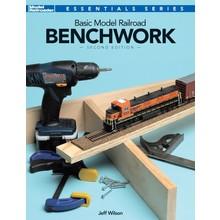 Kalmbach Basic Model Railroad Benchwork # 12469 #TOTES1