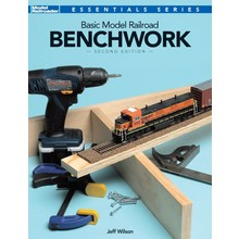 Kalmbach Basic Model Railroad Benchwork # 12469