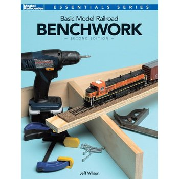Kalmbach Basic Model Railroad Benchwork # 12469 #TOTES1