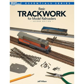 Kalmbach Basic Trackwork for Model Trains # 12479 #TOTES1