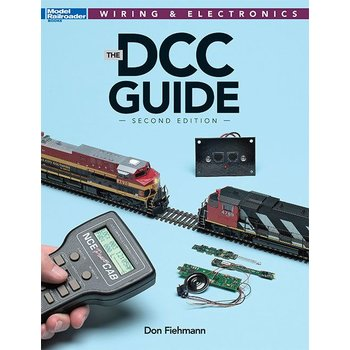 Kalmbach Wiring & Electronics Dcc Guide Second Edition # 12488