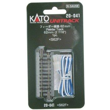 Kato Trains Kato N Unitrack Track Feeder # 20-041
