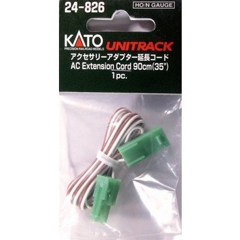 Kato N Scale Kato AC Extension Cord 90cm # 24-826