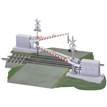 Lionel O Grade Crossing with Gates & Flashers # 6-12062