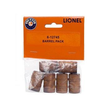 Lionel O Barrel Pack # 6-12745