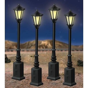Lionel O Lionelville Street Lamps # 6-24156