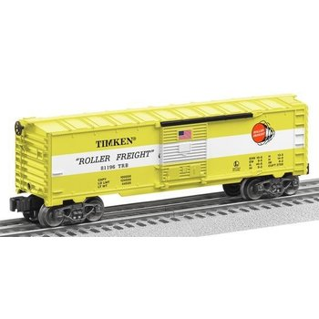Lionel O Timken Boxcar USA Made # 6-81196