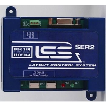 Lionel O LCS Serial Converter 2 # 6-81326