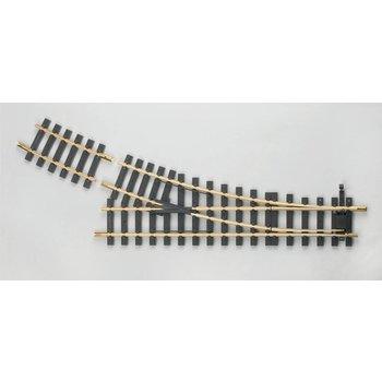 Piko G Manual Switch Right R5 22.5 Deg # 35223 #TOTES1