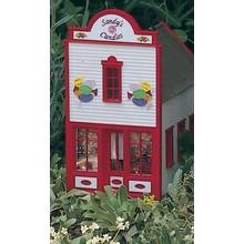 Piko G  Sandys Candies Building Kit # 62212