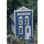Piko G Post Office Building Kit # 62213