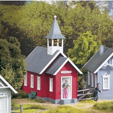 Brand New Piko G Scale Little Red Schoolhouse # 62243