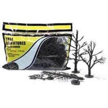 "Woodland Scenics Tree Armatures 44 Pines (4"" to 6"") # 1125"