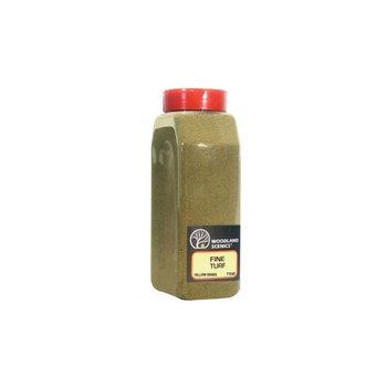 Woodland Scenics Shaker Fine Turf Yellow Grass 32 oz # 1343