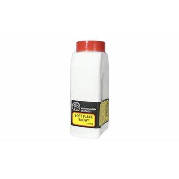 Woodland Scenics Shaker Soft Flake Snow (32OZ) # 140