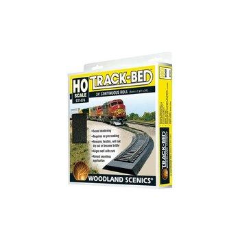 Woodland Scenics Ho Track Road Bed # 1474