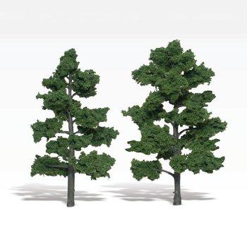 "Woodland Scenics Realistic Trees 6"" to 7"" Tall # 1516"