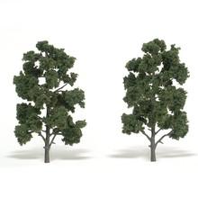 "Woodland Scenics Medium Green Trees 8"" to 9 # 1519"