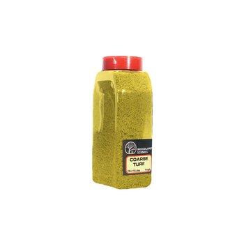 WoodLand Scenics Turf Coarse Fall Yellow 32 oz # 1353