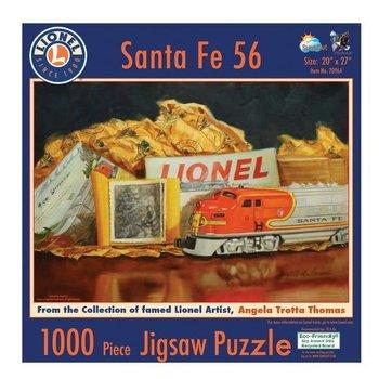 Lionel Angela Trotta Thomas Sante Fe 56 Puzzle -- 1000 Pieces # 9-32028