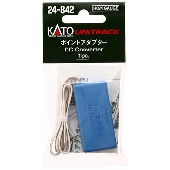 Kato Trains Kato N DC Converter Unitrack For Electrical Accessories # 24-842