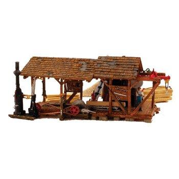 Woodland Scenics Buzz's Sawmill # BR5044