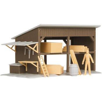 Lionel O Lumber Shed Kit # 6-81629