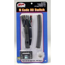 Atlas Standard Line  N # 4 Remote Switch Left Hand # 2700
