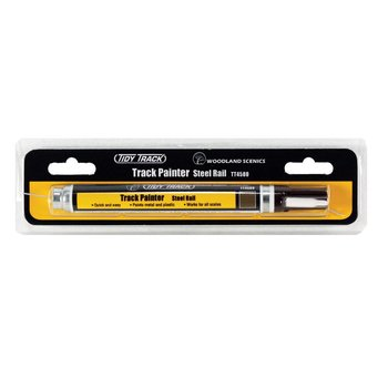 Woodland Scenics Track Painter Paint Marker - Steel Rail # 4580