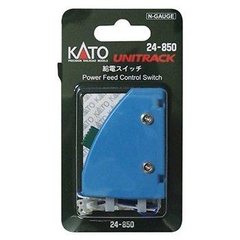 Kato Trains Kato N Power Feed Control Switch # 24-850