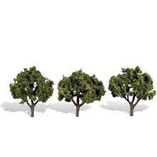 Woodland Scenics 3 Pack Classics Sun Kissed Trees # 3507