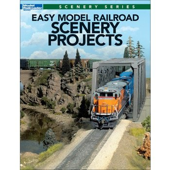 Kalmbach Easy Model Railroad Scenery Projects # 12499 #TOTES1