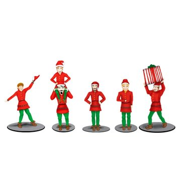 Lionel O The Polar Express Elves Figure Pack  #TOTES # 6-83185