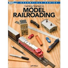 Kalmbach Getting Started in Model Railroading # 12495