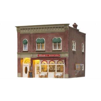 Woodland Scenics O Emilio's Italian Restaurant # BR5855