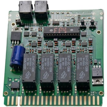 Digitrax Quad Section Power Manager With Auto Reversing # PM42