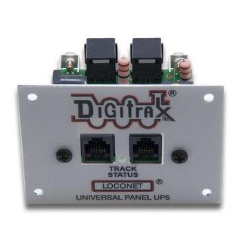 Digitrax LocoNet Universal Interconnect Panel # UP5