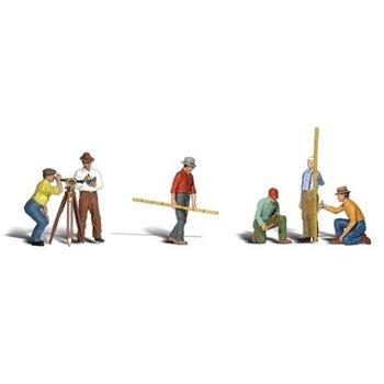Woodland Scenic O Surveyors # 2741