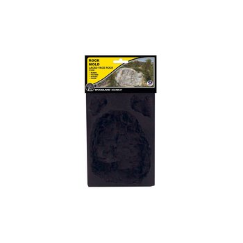 Woodland Scenics Rock Molds Laced Face Rock # 1235