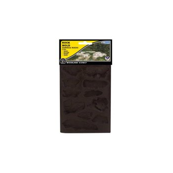 Woodland Scenics Rock Molds Surface Rock # 1231