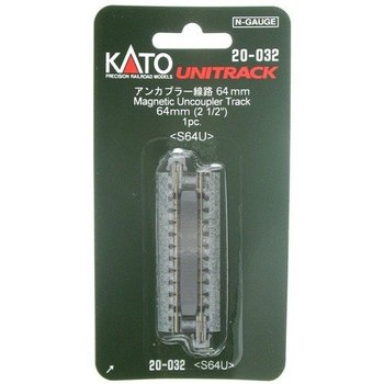 Kato Trains Kato N Magnetic Uncoupler Track # 20-032