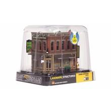 Woodland Scenics N Corner Emporium Store # 4923 #TOTES1