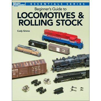 Kalmbach Beginner Guide to Locomotives & Rolling Stock # 12800