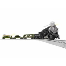 Lionel O Gauge United States Steam Freight Train Set #1923100