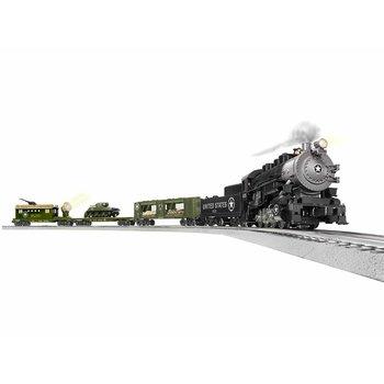 Lionel O Gauge United States Steam Freight Train Set #1923100