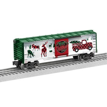 PRE-ORDER Lionel O Christmas Boxcar 2020 # 2028200