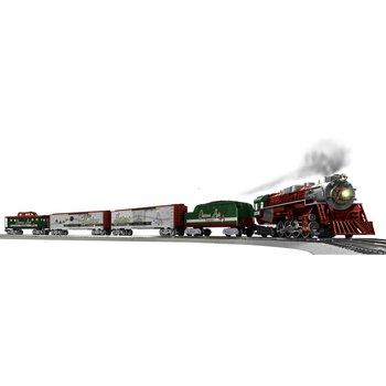 PRE-ORDER Lionel O Gauge Christmas Light Express LionChief Set #2023080