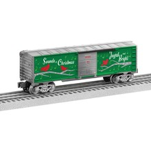 PRE-ORDER Lionel O Gauge Christmas Music Boxcar #20 #2028210